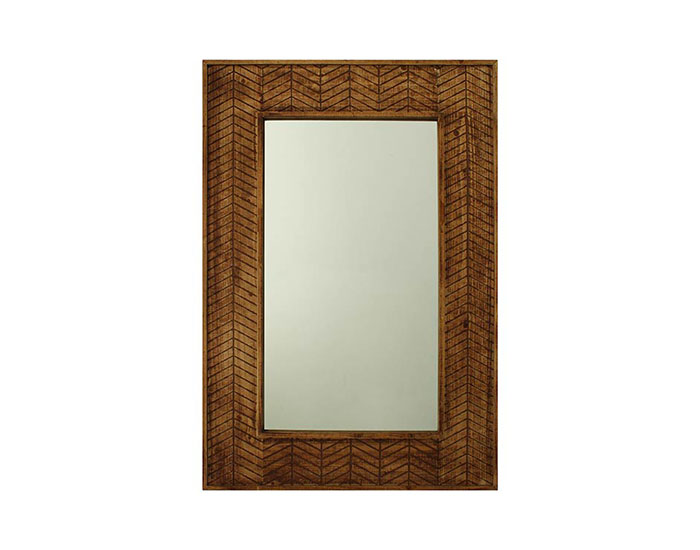 ESPEJO DECORATIVO ANCA DE PIE MADERA NATURAL (121.5×81.5×5cm)